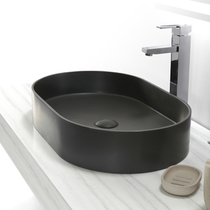 Why is solid surface wash basin?