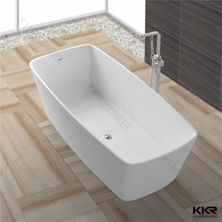 Square shape stone bathtub KKR-B026