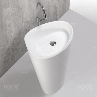 Irregular Freestanding Hand Wash Basin KKR-1596