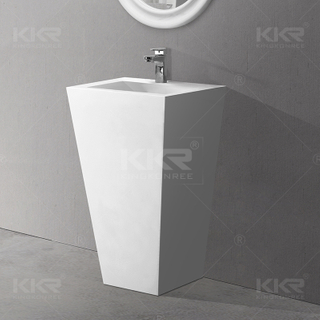 Solid Surface Laboratory Wash Basin KKR-1592