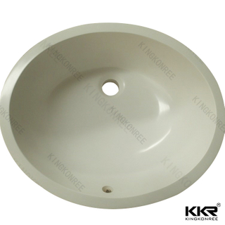Man-made Stone Undertop Sink KKR-MC20