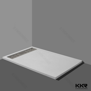 Custom Bathroom Stone Shower Pan KKR-T113