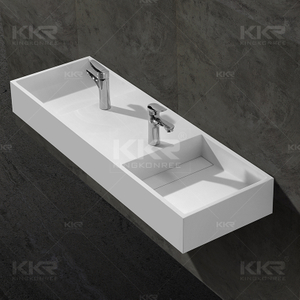 Artificial Stone Glossy Wash Basin KKR-1367