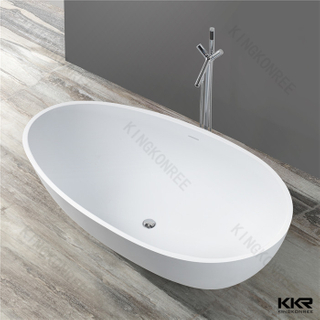 Solid surface bath tubs KKR-B033