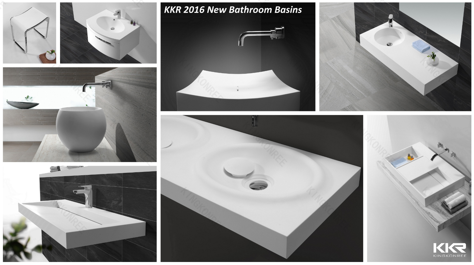 High Performance Solid Surface wash basins– Endless Opportunities